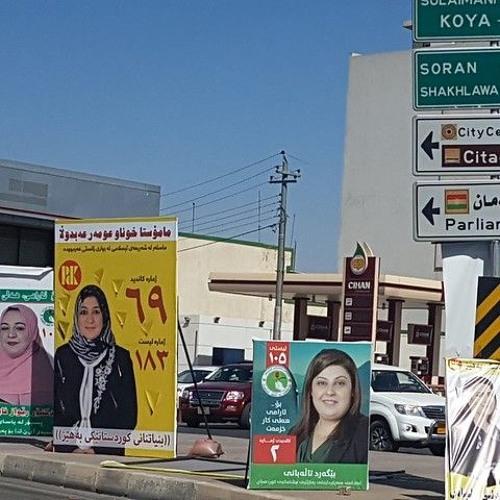 Voľby v irackom Kurdistane