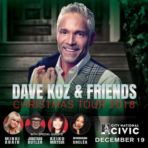Dave Koz & Friends Christmas Tour 2018