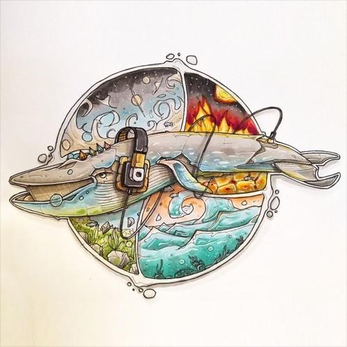 Polyphonic Whale - Sea Channel (KS demo)