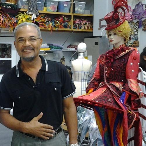 Cirque Dreams Holidaze's Costume Designer Santiago Rojo - STNJ Episode 252