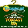 Podcast 004 Dj Cabide Na Rádio Tropical FM - 103.7 FM Vitoria ES