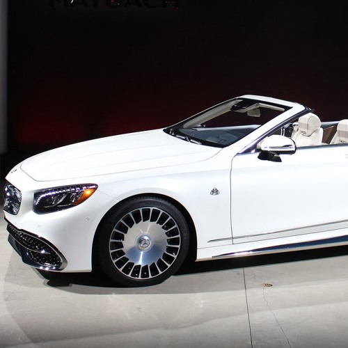 Two Door Maybach Benz (prod by. Shah Money)