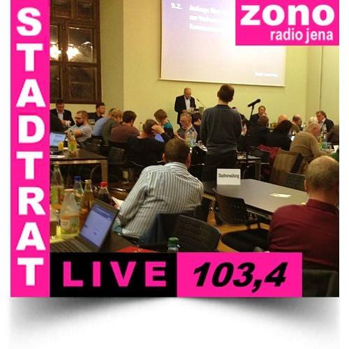 Hörfunkliveübertragung (Teil 1) der 49. Sitzung des Stadtrates der Stadt Jena am 14.11.2018