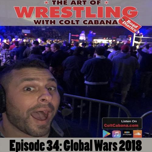 34. Global Wars 2018