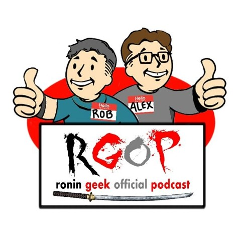 RGOP Episode 22 - Detective Pikachu Trailer Reactions, Smash Bros New Characters, More Red Dead