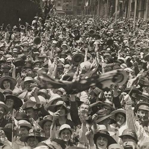 Das Ende des Ersten Weltkriegs – Makro Mikro #3