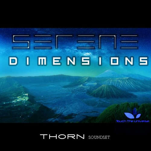 Serene Dimensions - Quantum Biology (Touch The Universe)