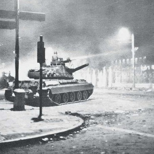 Επέτειος 17 Νοέμβρη 1973 - Μαθητές ΣΤ2 του 47ου ΔΣ Ηρακλείου