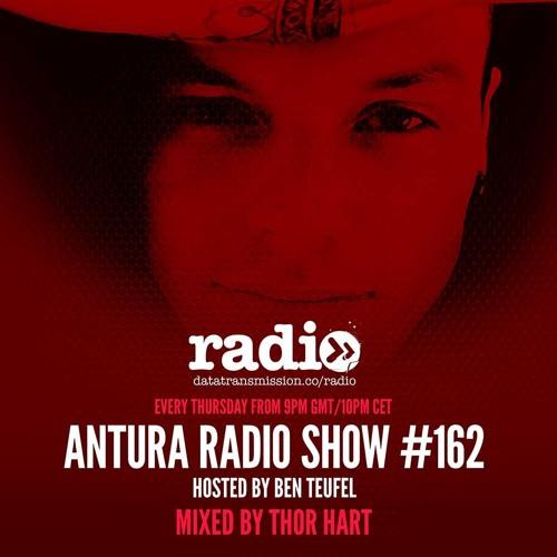 Antura Radio Show #162 mixed by Thor Hart