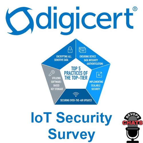 Digicert IoT Security Survey w/ Mike Nelson