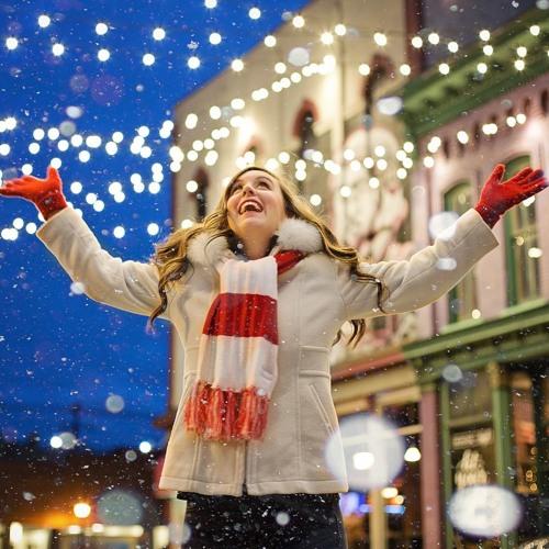 Art-Beat Christmas-Konzert der Stars Patricia Hill Luke Andrews Zoe