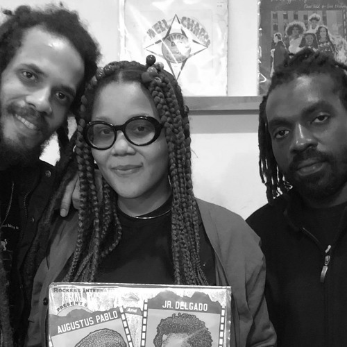 Sounds of Swaby with guest Addis Pablo - Nov. 2018 [NYC]