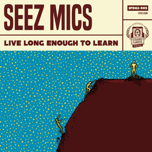 """FIGURE 'EM OUT"" - Seez Mics feat. Slug (of Atmosphere) & Open Mike Eagle"