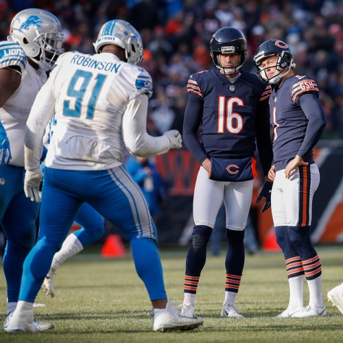 The Athletic Bears Podcast - Hitting the upright with our Vikings preview