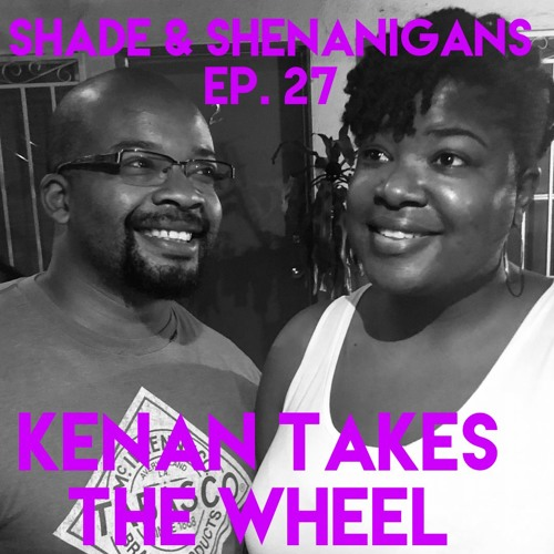 Kenan Takes The Wheel