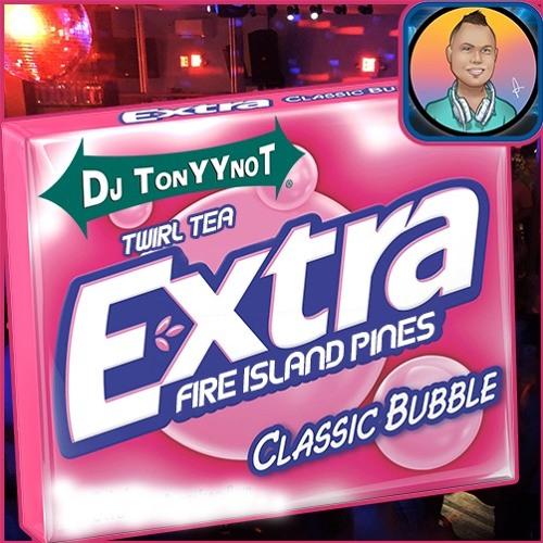Fire Island Pines - Twirl Tea -  Classic Bubble Gum flavored Tea Dance