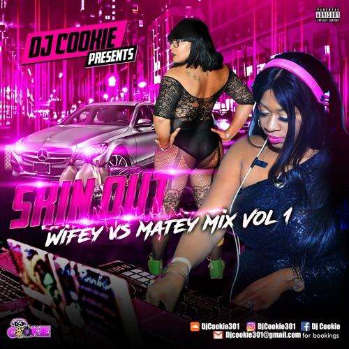 Skin Out Wifey Vs Matey Vol 1 Old Skool Reggae Mix RAW by