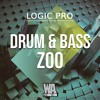 Drum and Bass Zoo | Logic Pro X Template (+ Samples, Stems & Serum Presets)