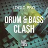 Drum and Bass Clash | Logic Pro X Template (+ Samples, Stems & Serum Presets)