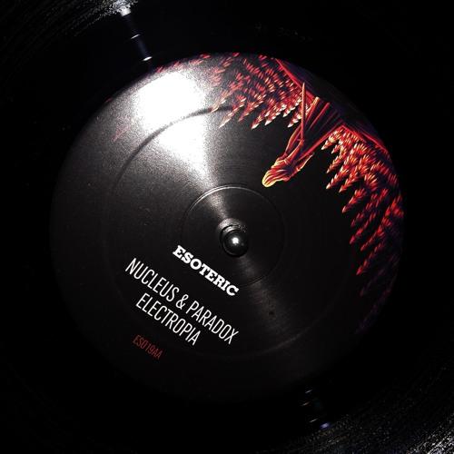 "Nucleus & Paradox - 'Electropia' - (Esoteric Music 12"" 019)"