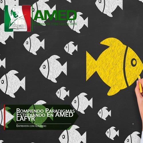 Podcast 252 AMED - Rompiendo Paradigmas Estudiando En AMED LAFYR Con Eduardo
