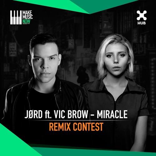 [REMIX PACK] JØRD feat. Vic Brow - Miracle