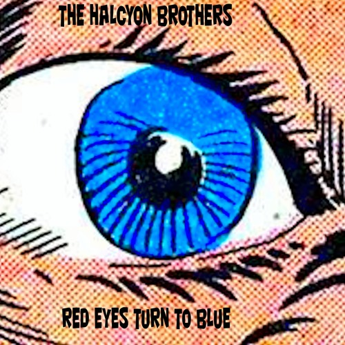 Red Eyes Turn To Blue