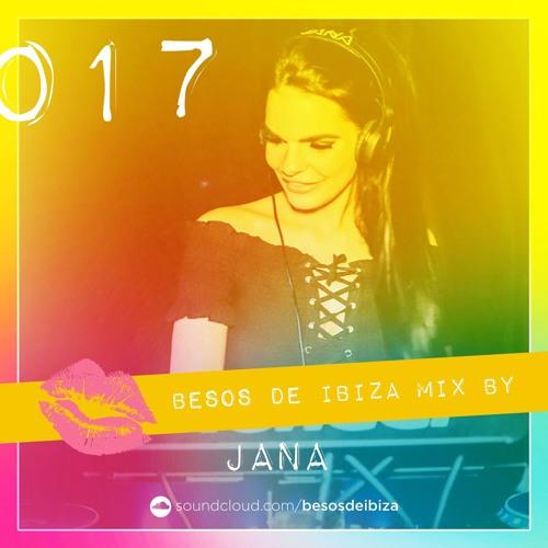 Besos de Ibiza mix by JANA