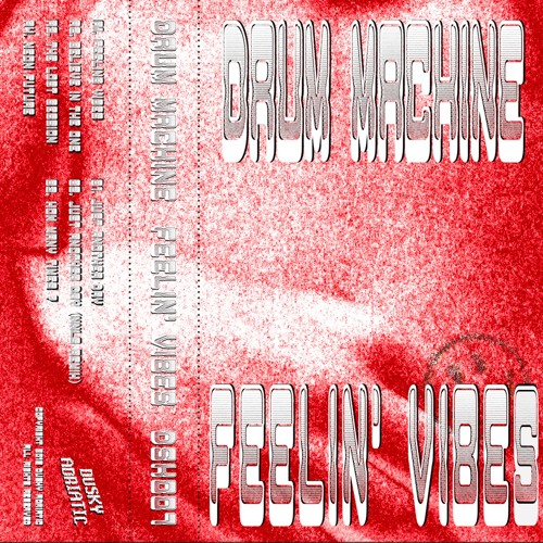 Drum Machine - Feelin' Vibes [DSK007]