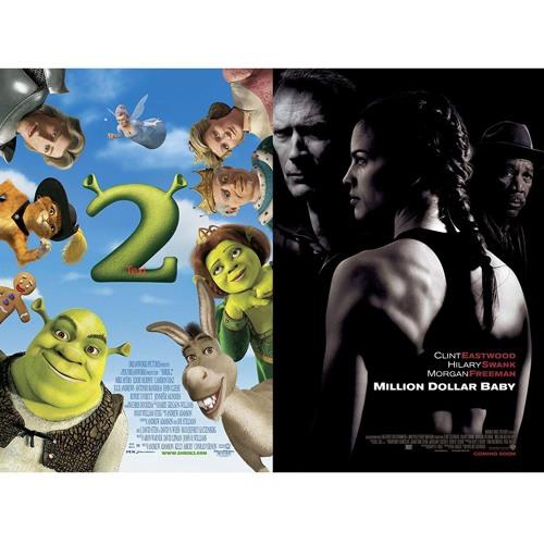 Episode 88 - Battle of 2004: Shrek 2 v. Million Dollar Baby