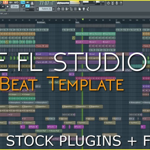 Free Fl Studio Trap Template Subscribe This Channel 0 Profile Cover
