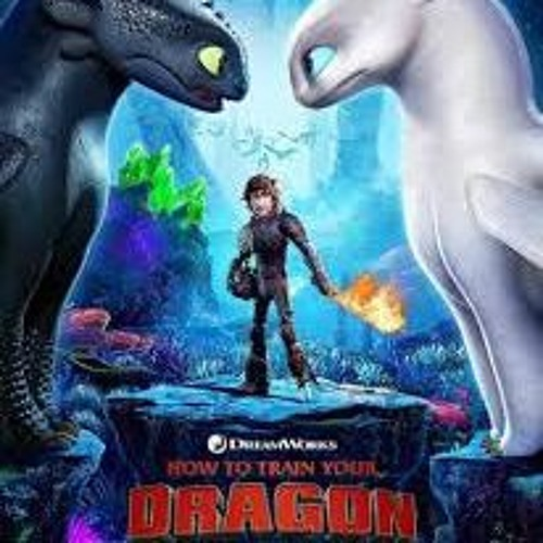 how to train your dragon the hidden world by johnpowell