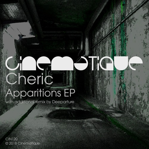 Cheric - Apparitions EP