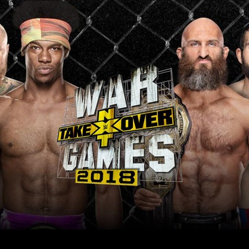 nL Live - NXT Takeover: War Games Commentary!