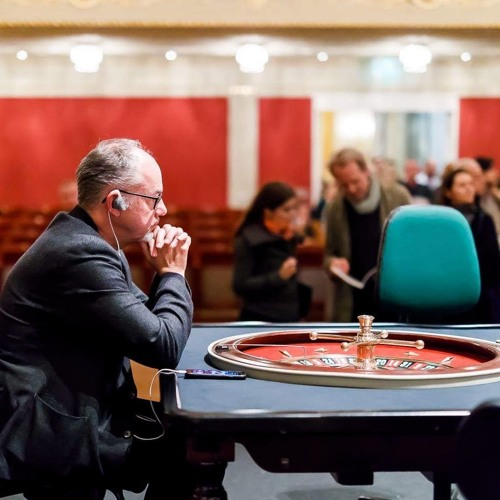 C.A.G.E. (Casino Atmosphere Generating Empathy) - BINAURAL