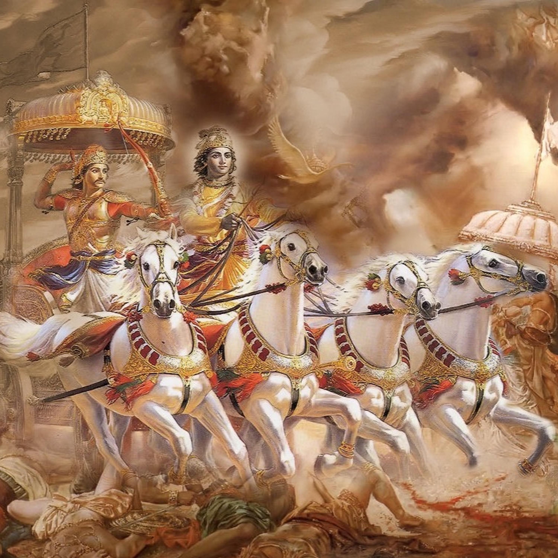 7. Bhagavad Gita | Chapter 2 Verse 19...