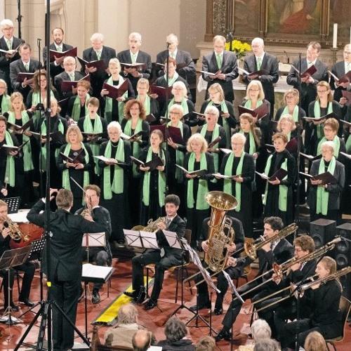 Karsten Scholz: Veni, Creator Spiritus for Choir, Brass, Percussion and Organ
