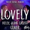 Billie Eilish - lovely (with Khalid) COVER by Jodie Calussi & Kelly