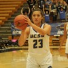 WBB: Coco Miller on returning to the court and being a veteran on the team 11/18/18