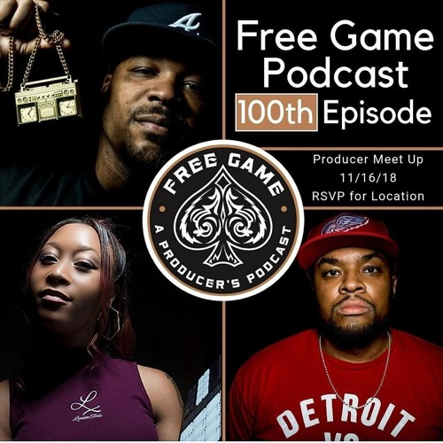 WLPWR's Freegame Producer Podcast Episode 100