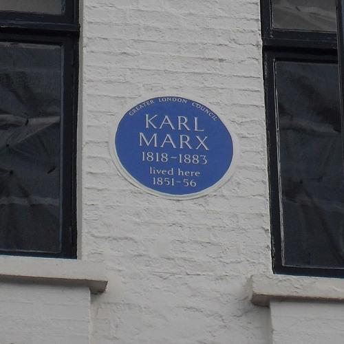 Marx's London - An Audiotour
