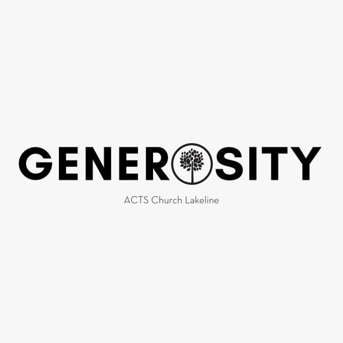 Generosity Week 1