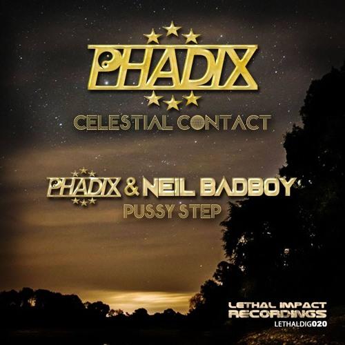 Phadix - Celestial Contact (EP) 2018