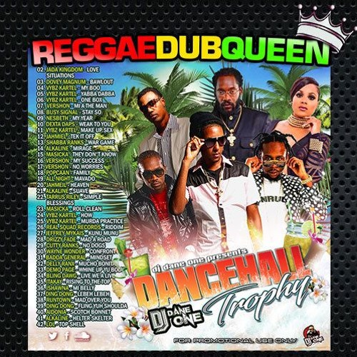 NEW DANCEHALL MIX 2018 - DANCEHALL TROPHY MIX ( DECEMBER 2018 ) by