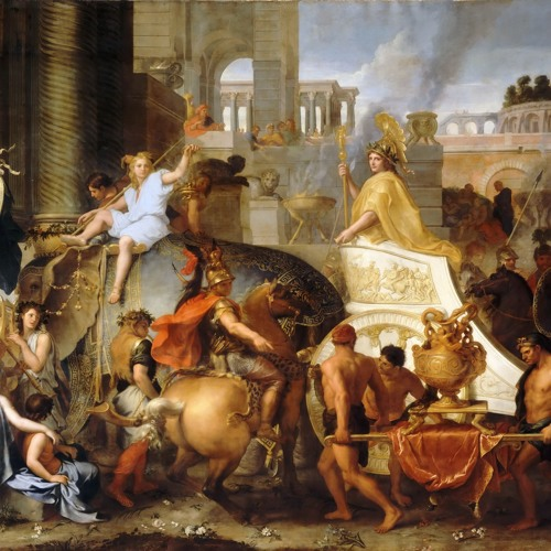 Confusion in Babylon