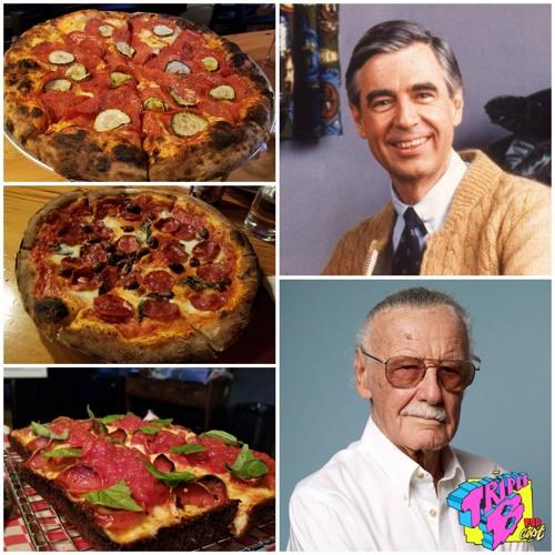 Episode 94 - Top 5 Pizzas In Portland (11 - 12 - 18)