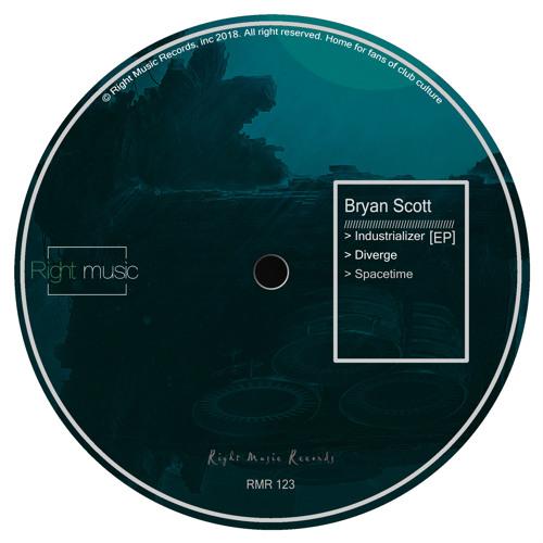 Bryan Scott - Industrializer (Original Mix)
