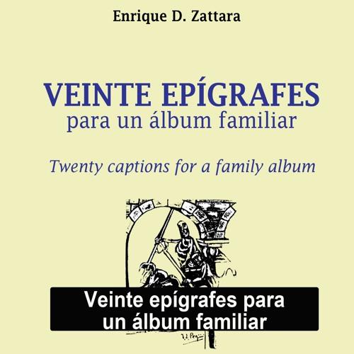 Veinte epígrafes para un álbum familiar