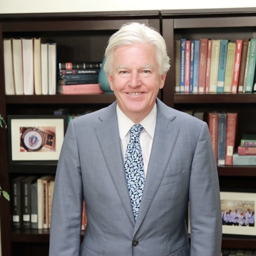 A Conversation with UMass President Marty Meehan
