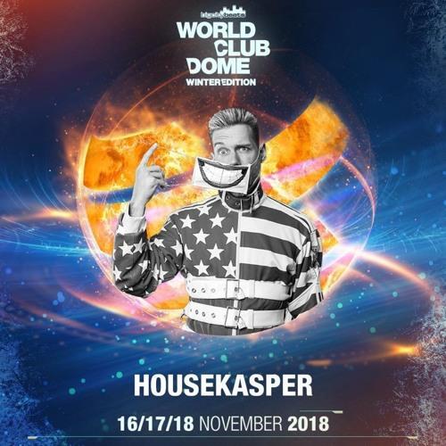 HouseKaspeR @ World Club Dome Winter Edition 2018 - Düsseldorf